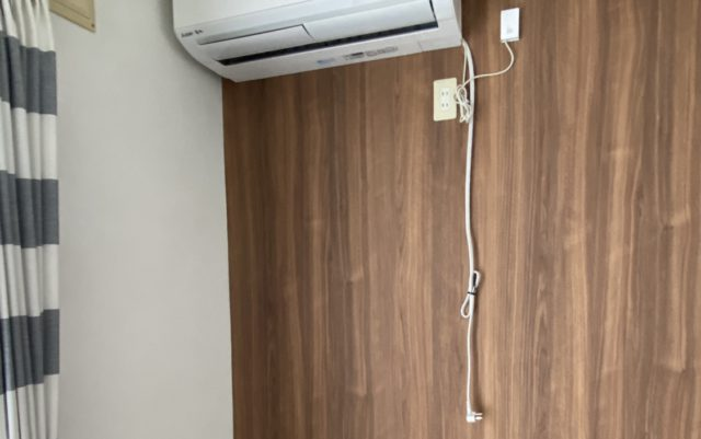 100Vの電気配線に200Vのエアコン