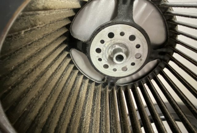 レンジフード換気扇モーター
